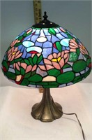 Stained Glass Style Lamp & Accessories Collection