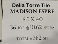 Della Torre Tile Madison ESPRE 6.5x40