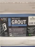 Tec Skill Set - Premixed grout