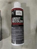 Tec skill-set grout recolor bright white &