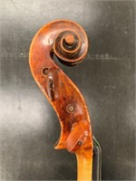 Violin with Bows, Carlo Antonio Testore