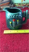 Collection of Arizona Souvenir Glass and Metal
