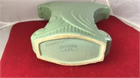 """Vintage Ceramic Abingdon USA Planter 11x11x3"""""""