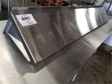 72'' STAINLESS WALL MOUNT SHELF Other Items For Sale - 1 ... on
