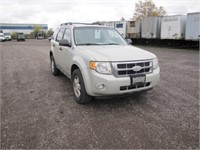 2008 FORD ESCAPE 322637 KMS