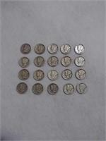 607-Estate of Coins & Some Collectibles 12/3/19