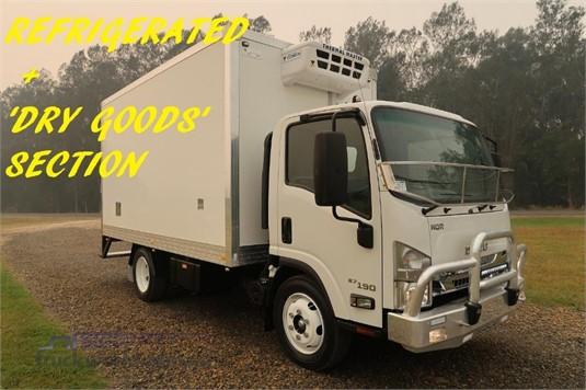 2016 Isuzu NQR 87 190 - Trucks for Sale