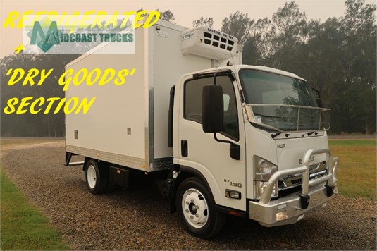 2016 Isuzu NQR 87 190 Midcoast Trucks - Trucks for Sale