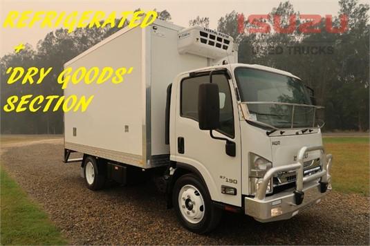 2016 Isuzu NQR 87 190 Used Isuzu Trucks - Trucks for Sale
