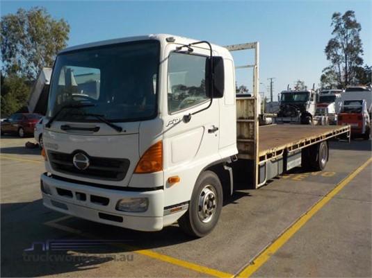 2007 Hino Ranger 6 FD - Trucks for Sale