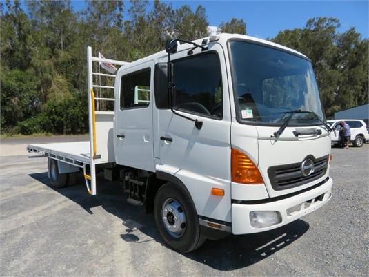 2004 Hino Ranger 6 FD Crew - Trucks for Sale