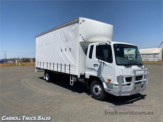 2013 Mitsubishi Fighter 1224 Carroll Truck Sales Queensland - Trucks for Sale