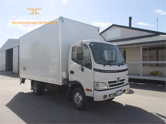 2011 Hino 300 616 Catalano Truck And Equipment Sales And Hire - Trucks for Sale
