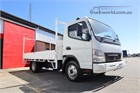 Fuso Canter 2.0 4x2|Table / Tray Top Drop Sides