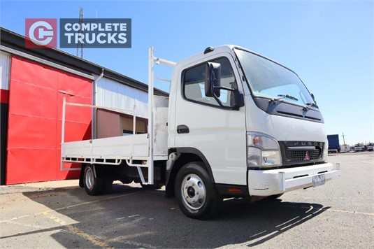 2007 Fuso Canter 2.0 Complete Equipment Sales Pty Ltd - Trucks for Sale