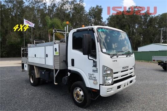 2010 Isuzu NPS 300 4x4 Used Isuzu Trucks - Trucks for Sale