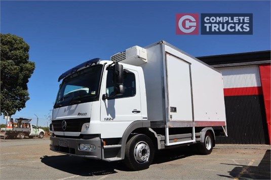 2010 Mercedes Benz Atego 1224 Complete Equipment Sales Pty Ltd - Trucks for Sale