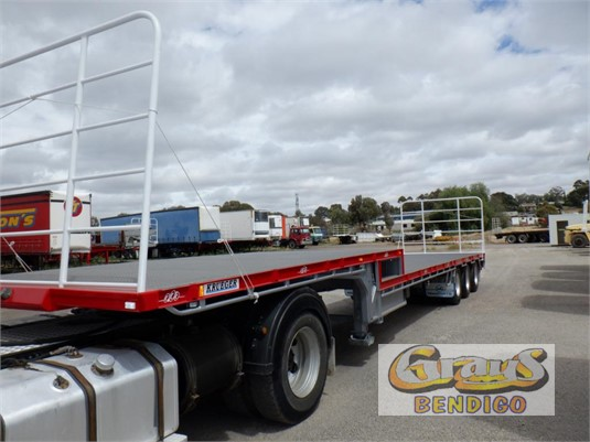 2006 Krueger Drop Deck Trailer Grays Bendigo  - Trailers for Sale