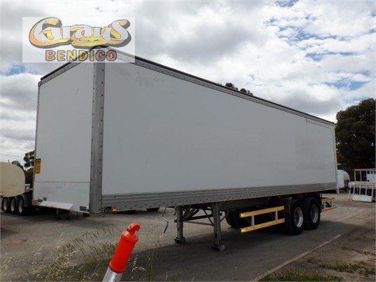 2009 Vawdrey Pantech Trailer Grays Bendigo  - Trailers for Sale