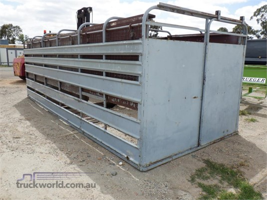 1990 UNKNOWN Stock Crate - Trailers for Sale