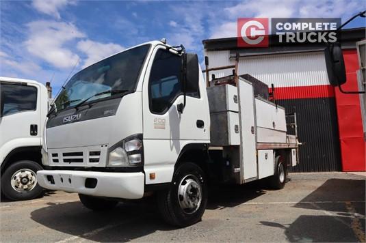 2006 Isuzu NPR 400 Complete Equipment Sales Pty Ltd - Trucks for Sale