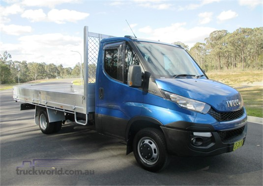 2015 Iveco Daily - Trucks for Sale
