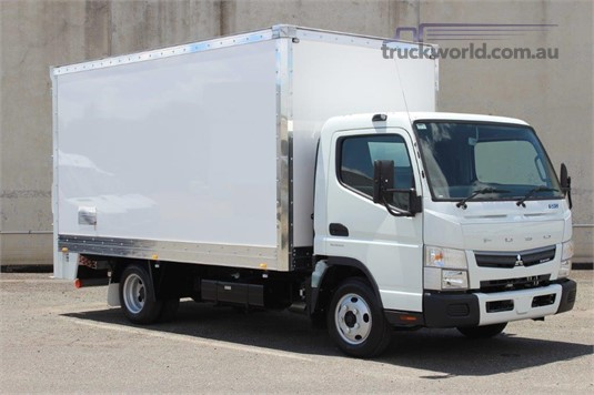 2019 Fuso Canter 515 MWB AMT - Trucks for Sale