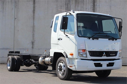2019 Fuso Fighter 1124 Lwb - Trucks for Sale