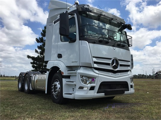2018 Mercedes Benz Actros 2643 - Trucks for Sale