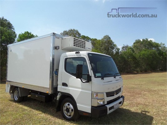2017 Fuso Canter 515 Wide - Trucks for Sale