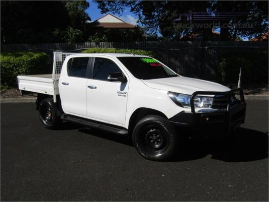 2015 Toyota Hilux Sr - Light Commercial for Sale