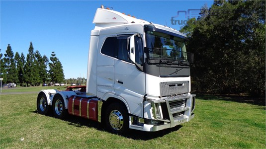 2014 Volvo FH16 - Trucks for Sale