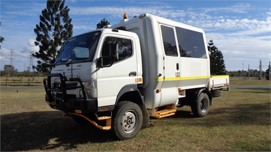 2012 Fuso Canter FG - Trucks for Sale