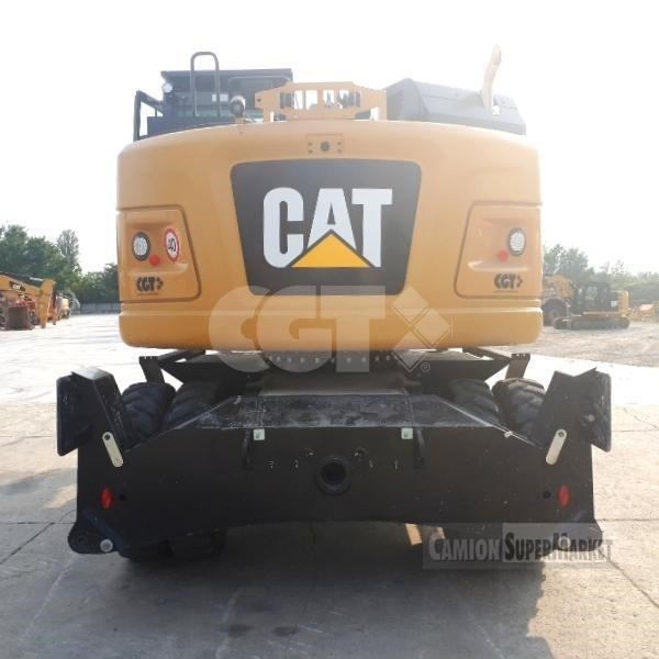 Caterpillar M315F Uzywany 2018