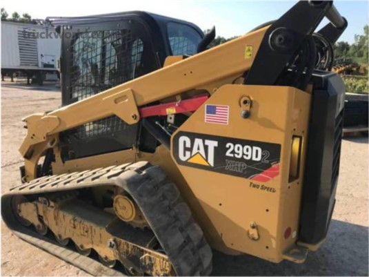 2017 Caterpillar 299D XHP - Heavy Machinery for Sale