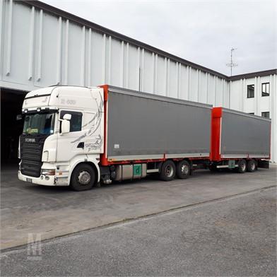 SCANIA Drawbar Trucks For Sale - 19 Listings   MarketBook bz