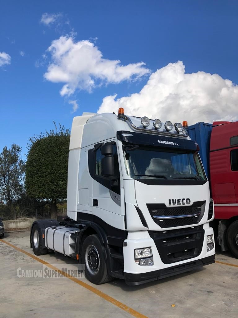 Iveco STRALIS 510 used 2017