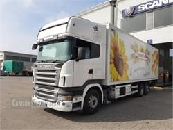 SCANIA R380  used