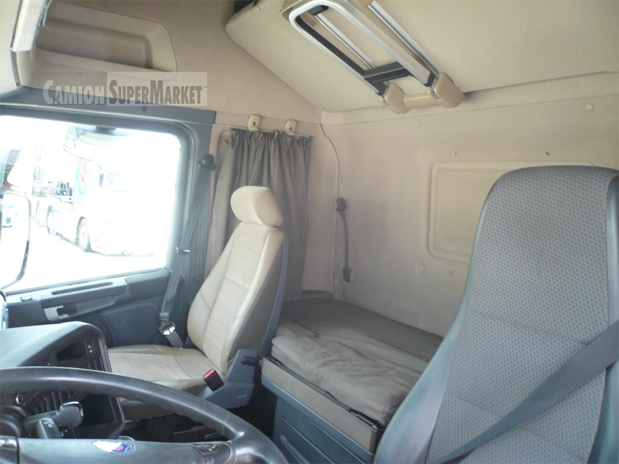 Scania R480 Uzywany 2013