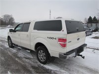 2009 FORD F150 372970 KMS