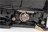 Vintage Featherweight Singer Sewing Machine & Case