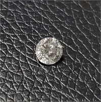 Spectacular .94 ct Brilliant Round Natural Diamond