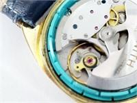 Rare Vtg Zenith Swiss AutoSport 23J 2552PC Watch