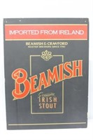 Beamish & Crawford Import Irish Stout Wall Décor