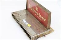 RARE 1950s Budweiser Promo Electric Register Sign