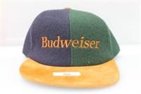 Blue, Green Budweiser Liscened Hat