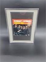 Herman Hermits Wonderful World Framed Album