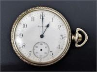 Elgin Mod 6 15J Ruby Illinois Pocket Watch- c.1912