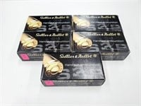 250 Rounds of Sellier & Bellot FMJ 380 Auto