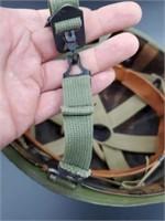 WW2-Korean Era U.S. Helmet & Liner Complete